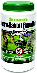 Spectrum Hg 70266 Liquid Fence 2 Pound Deer Rabbit Repellent 651124702662 2