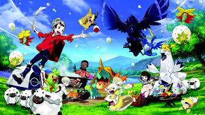 Full Galar Pokédex: All Pokémon in Pokémon Sword and Shield