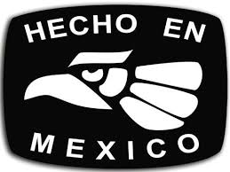 Mexican Flag Mexico 3inch Vinyl Decal Sticker 2 Pack