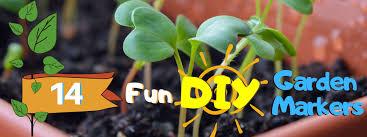 14 fun diy garden labels shell s feed