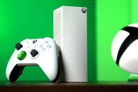If you are fond of games .. Xbox Series S from Microsof