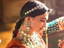 hairdos in sanjay leela bhansali films