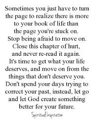 let go and let god i have been told this by many friends and