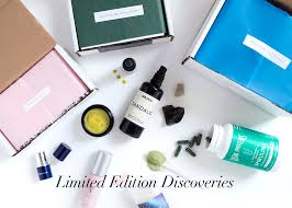 green beauty subscription box clean