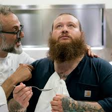 Action Bronson: the rapper sending food TV fans into raptures   Food   The  Guardian
