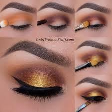 simple easy eye makeup cat eye makeup