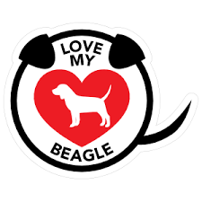 I Love My Dog Stickers Dog Lover Stickers Car Stickers