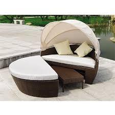 weather proof outdoor rattan patio