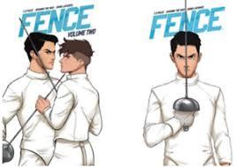 Fence Vol 1 2 English Manga Graphic Novels New Ebay