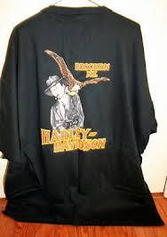 3x harley davidson t shirt brooklyn new