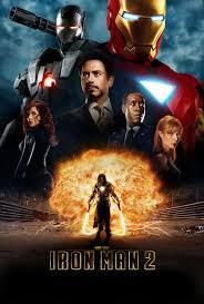 iron man 2 2010 cast villains