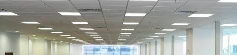 drop ceiling lighting fixtures