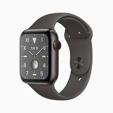 Apple Watch Series 5 Brings More ...
