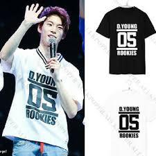 kpop nct clothes tshirt uni women