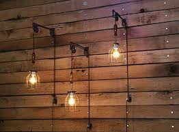 wall sconce pulley wall light pendant