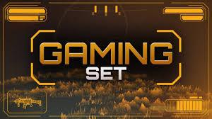 تحميل تأثيرات برنامج المونتاج 2018 Gaming Set Filmora Effects Store