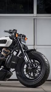 harley davidson custom concept bike