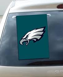 Philadelphia Eagles Car Window Flag Blowout Sale