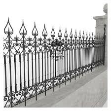 Fence Panels Steel Fence Post Metal Fence Panels Fencing Trellis Gates Aliexpress