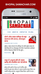 Bhopal Samachar for Android - APK Download