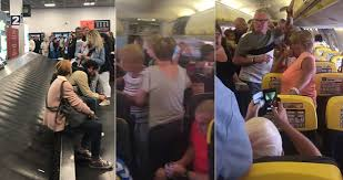 Cestující Ryanair nechali 9 hodin v rozpáleném letadle: Vodu jim prodávali!  | Blesk.cz