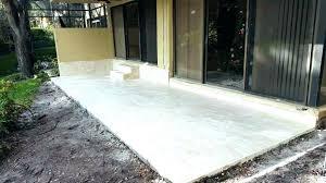 tile over concrete outdoor tiles for