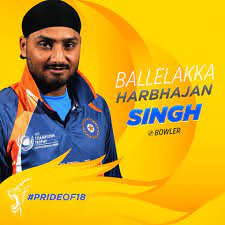 Chennai Super Kings - Singh is Super King! Varuga varuga Harbhajan Singh! The Sher is now Here! #PrideOf18 #WhistlePodu #SummerIsComing 🦁💛 | Facebook