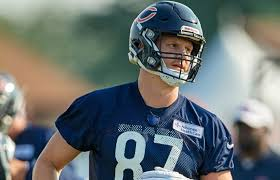 Bears Coach Just Summed Up Adam Shaheen In 6 Ice Cold Words