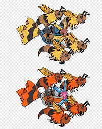 Pokémon Drawing Vespiquen Metagross, pokemon, fictional Character ...