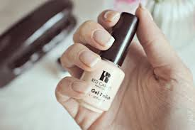 Diy French Manicure Gel Nails Tutorial Fashion Mumblr