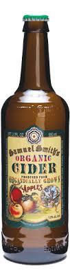 Samuel Smith Organic Apple Cider 550ml Bottle – Internet Wines.com