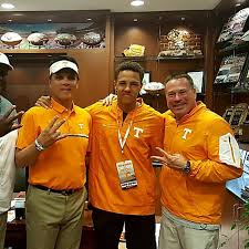 Is QB Adrian Martinez Really Sold On Tennessee? - Rocky Top Talk