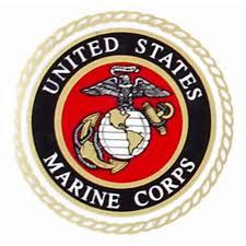U S Marine Corps Seal Decal Walmart Com Walmart Com