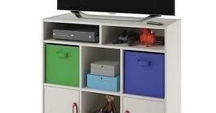Kids Room Furniture White Dresser Tv Stand Storage Bins Closet Box Toy Organizer Kids Room Furniture Tv Stand With Storage Dresser Tv Stand