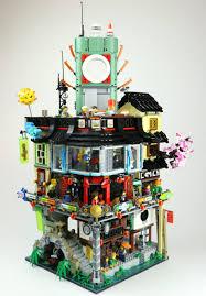 The LEGO Ninjago Movie Ninjago City 70620 im Review: Herausragend!