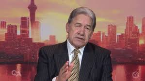 Winston Peters and Jack Tame go head to ...