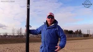 diy volleyball poles you