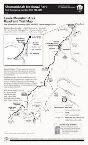 Bearfence Mountain Trail Maplets