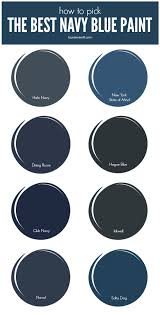 the best navy blue paint for your home