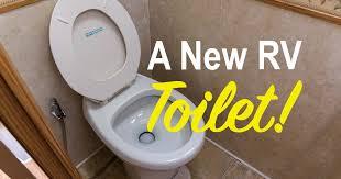 rv toilet replacement under warranty