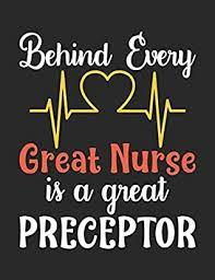 behind every great nurse is a great