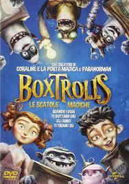 Boxtrolls - Le scatole magiche ParaNorman Coraline e la Porta #scatole,  #magiche, #Boxtrolls, #Le   Movie posters minimalist, Coraline, Gaiman