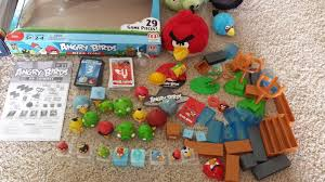 Angry Birds Lot Star Wars AT Attack Spring Is In The Air Knock on ...