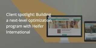 optimization program with heifer
