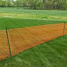 Safety Fence Post H 4637 Uline