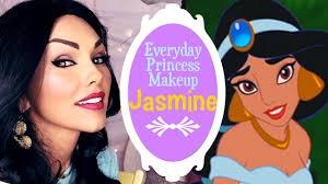 everyday princess jasmine makeup
