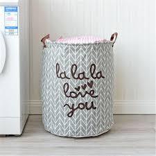 40 50cm foldable laundry basket storage