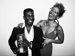 Wesley Morris and Jenna Wortham at the 21st Annual Webby A… | Flickr