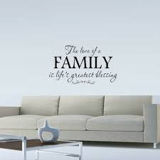 Dodington The Love Of A Family Is Life S Greatest Blessing Wall Decal For Sale Online Ebay