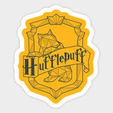 Harry Potter Hufflepuff Crest Logo Vinyl Wall Decal Room Phone Decor Sticker Ebay
